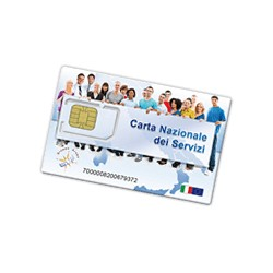 Firma digitale aruba - solo smart card e cns